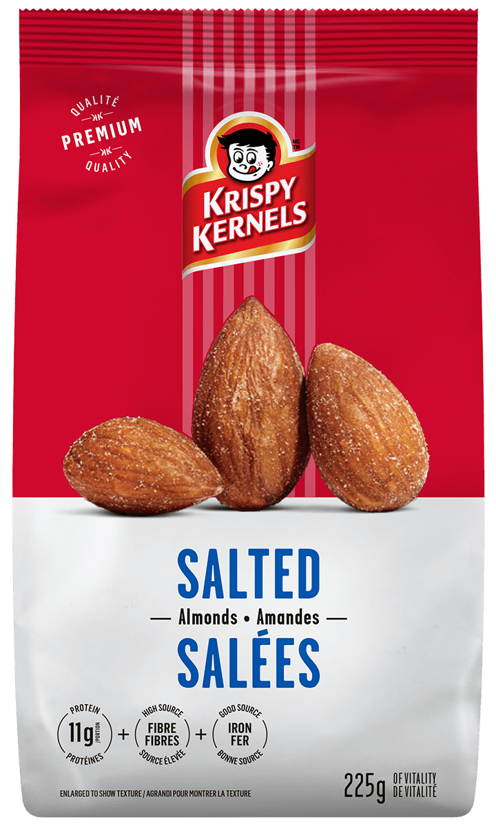 Almonds - Salted - 225 g