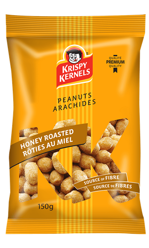 Peanuts - Honey roasted - 150 g