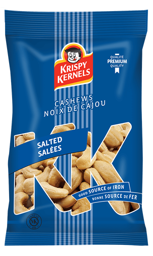Cashews - Salted - 130 g