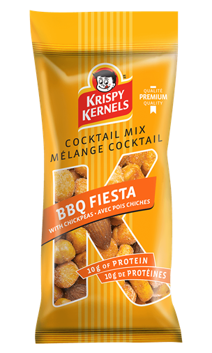 Cocktail mix - BBQ fiesta with chickpeas - 50 g