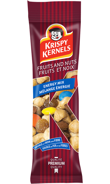 Fruits and nuts - Energy mix - 55 g