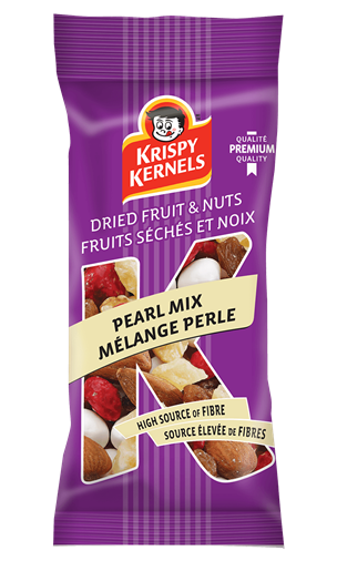 Dried fruits and nuts - Pearl mix - 75 g
