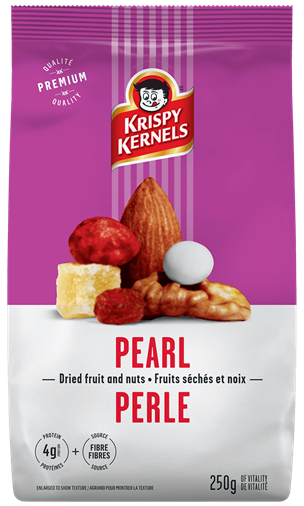 Dried fruit and nuts - Pearl - 250 g