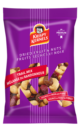 Dried fruit and nuts - Trail Mix - 150 g