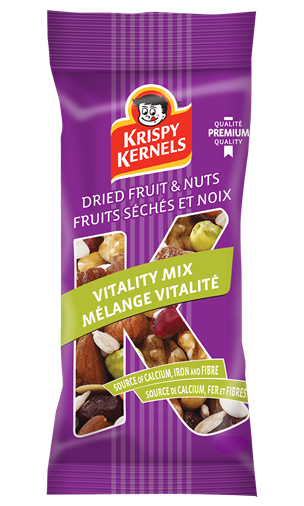 Dried fruit and nuts - Vitality mix - 70 g