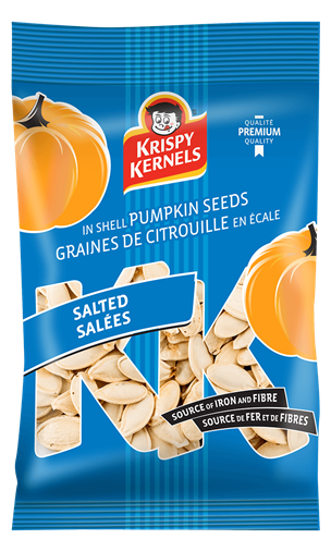Pumpkins seeds - Salted - 90 g
