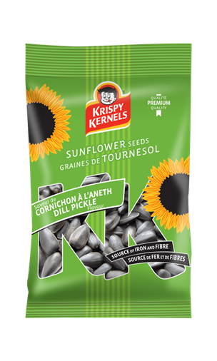 Sunflower seeds inshell - Dill pickle - 100 g