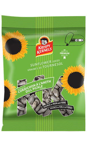 Sunflower seeds inshell - Dill pickle - 227 g