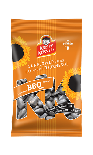 Sunflower seeds inshell - BBQ - 100 g