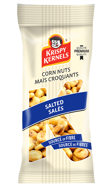 Corn nuts - Salted - 40 g