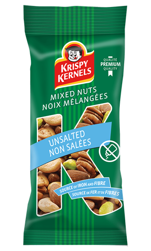 Mixed nuts - unsalted - 65 g