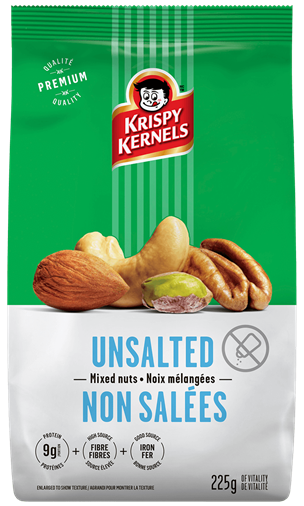 Mixed nuts - unsalted - 225 g