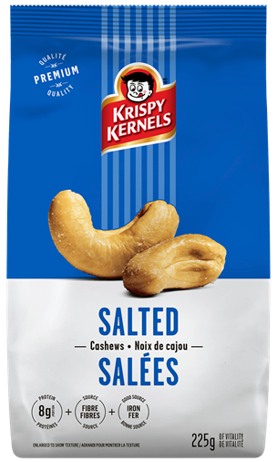 Cashews - Salted - 225 g